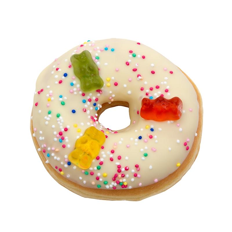 Edeka Aktivmarkt Süllau verkauft leckere Donuts von Happy